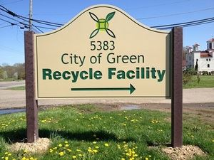 City of Green Recycling Center